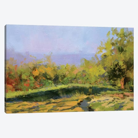 Autumn Air Canvas Print #YPR264} by Yuri Pysar Canvas Art Print