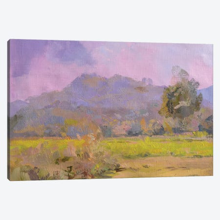 The Morning Melody Canvas Print #YPR268} by Yuri Pysar Canvas Wall Art