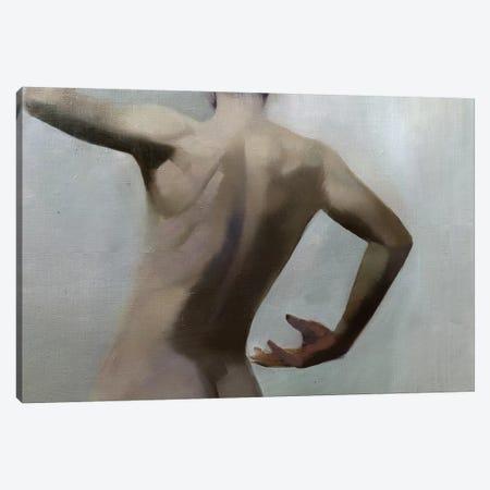 Male Nude Canvas Print #YPR277} by Yuri Pysar Canvas Wall Art
