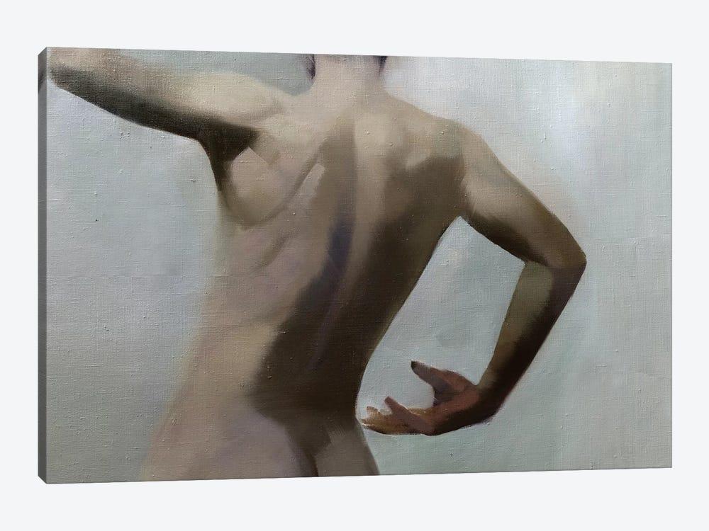 Male Nude by Yuri Pysar 1-piece Canvas Artwork