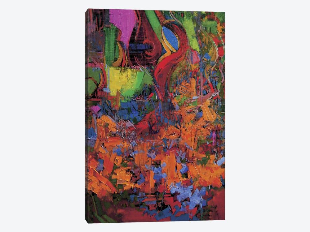Wind II by Yuri Pysar 1-piece Canvas Art Print