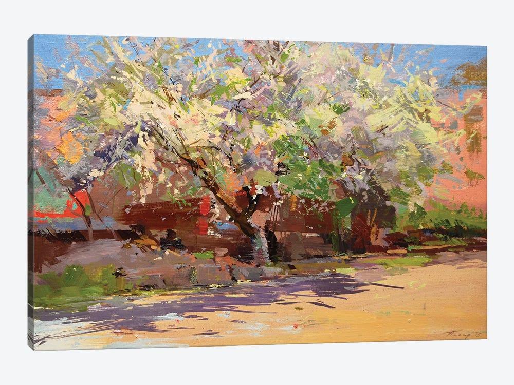 Tree's Smile by Yuri Pysar 1-piece Canvas Art