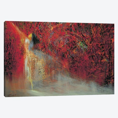 Sky Sparkle Canvas Print #YPR28} by Yuri Pysar Art Print