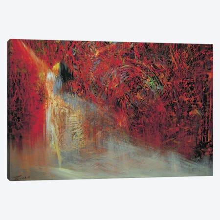Sky Sparkle Canvas Print #YPR28} by Yuri Pysar Art Print