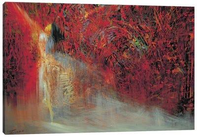 Sky Sparkle Canvas Art Print