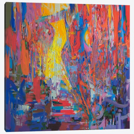 Out of the Light Canvas Print #YPR34} by Yuri Pysar Canvas Print