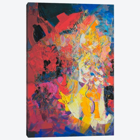 Breath Canvas Print #YPR35} by Yuri Pysar Canvas Print
