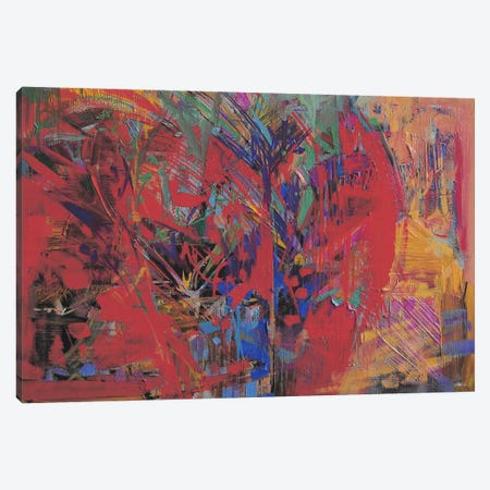 Taste of Passion Canvas Print #YPR38} by Yuri Pysar Canvas Wall Art