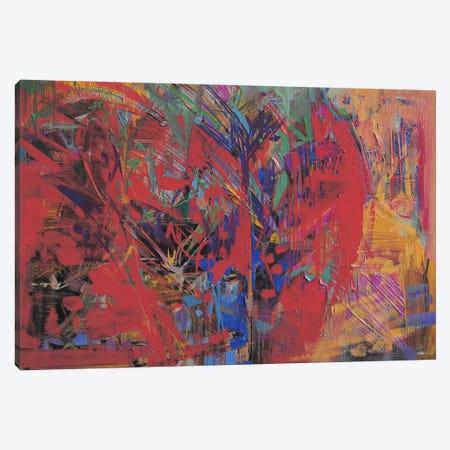 Taste of Passion Canvas Print #YPR38} by Yuri Pysar Canvas Wall Art