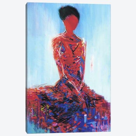 Soul's Fire Canvas Print #YPR44} by Yuri Pysar Canvas Artwork
