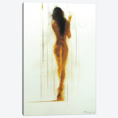 White Canvas Print #YPR45} by Yuri Pysar Canvas Art