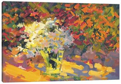 Garden Canvas Print #YPR55