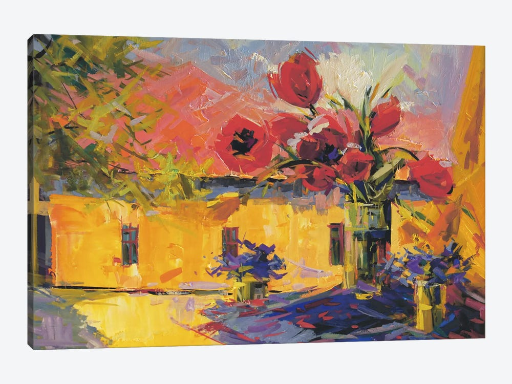 Spring Joy by Yuri Pysar 1-piece Canvas Wall Art