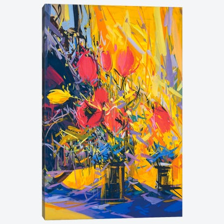 Spring Canvas Print #YPR62} by Yuri Pysar Canvas Print