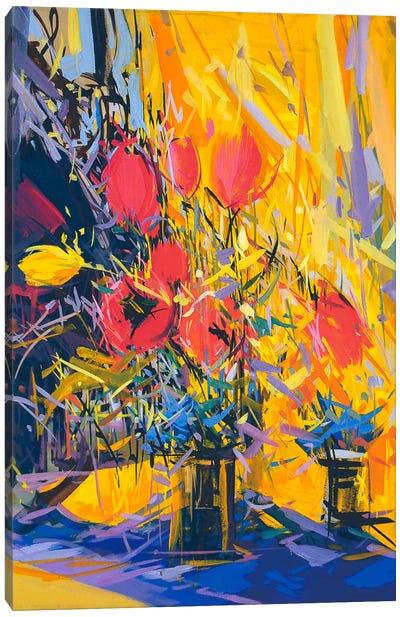 Spring Canvas Print #YPR62