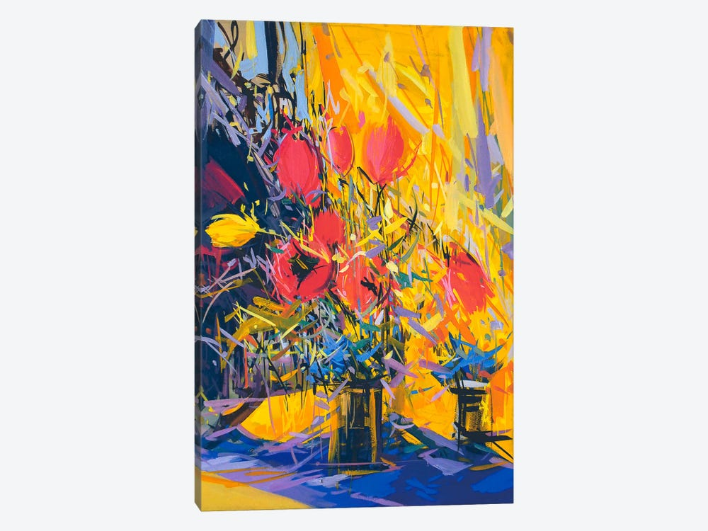 Spring 1-piece Canvas Wall Art