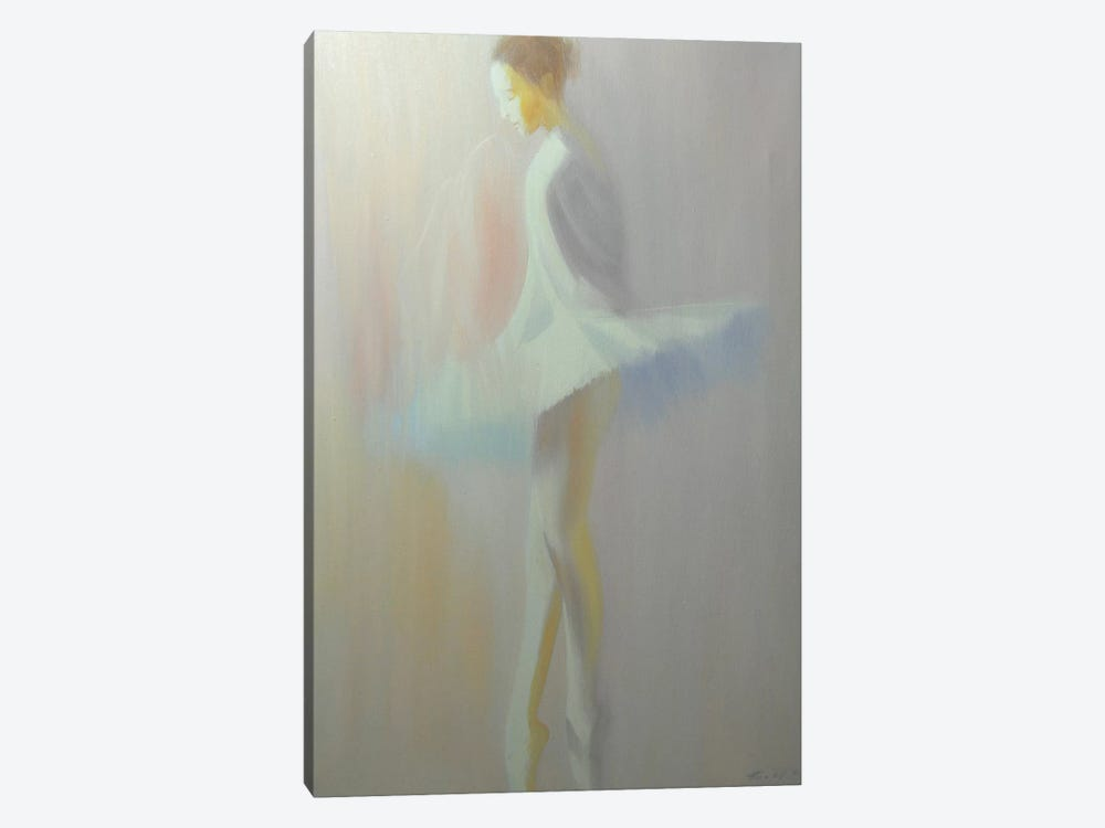 Morning White by Yuri Pysar 1-piece Art Print