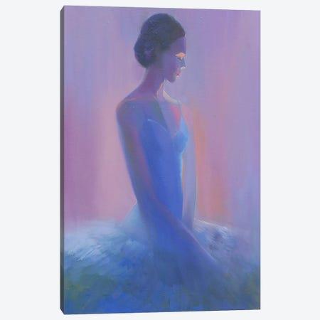 Waiting II Canvas Print #YPR66} by Yuri Pysar Canvas Artwork