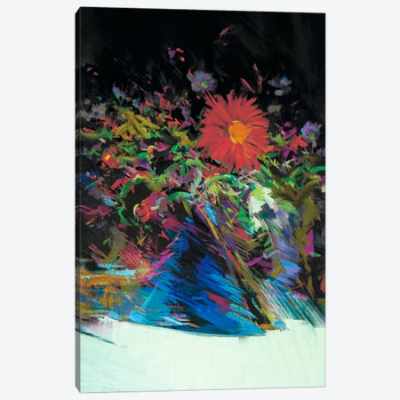 Spring Contrasts Canvas Print #YPR68} by Yuri Pysar Canvas Print