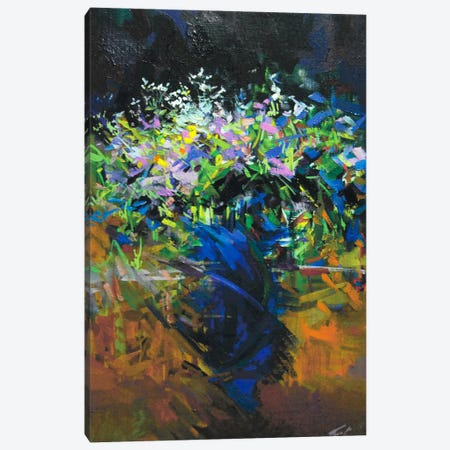 Night Canvas Print #YPR70} by Yuri Pysar Canvas Art