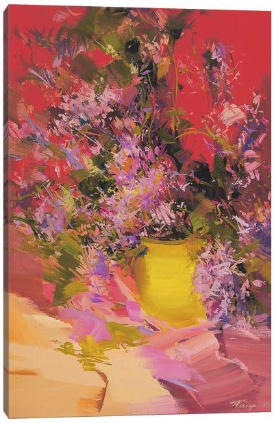 Lilacs Canvas Print #YPR82