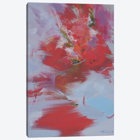 Summer Touch Canvas Print #YPR89} by Yuri Pysar Canvas Art Print