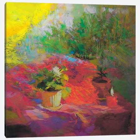 Light Day Canvas Print #YPR97} by Yuri Pysar Canvas Art Print