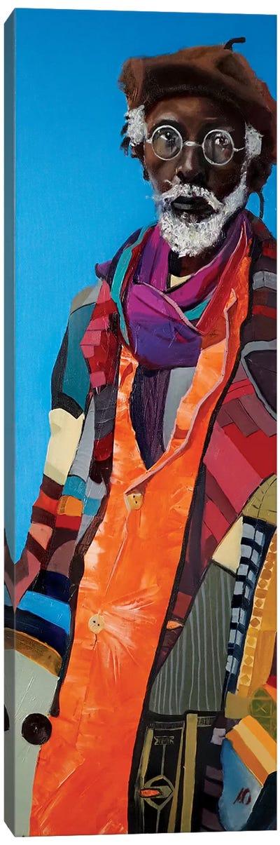 Issa Samb Canvas Art Print