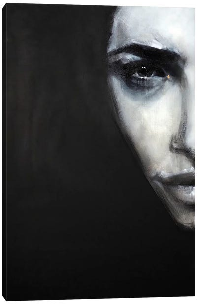 Reflection I Canvas Art Print