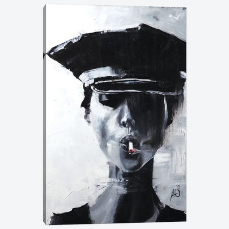 Cristy Turlongton Burns Canvas Print #YUA9} by Yura Ashi Canvas Wall Art