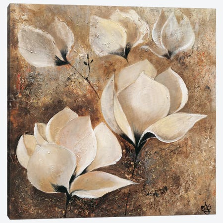 Magnolia I 3-Piece Canvas #YUL3} by Yuliya Volynets Art Print