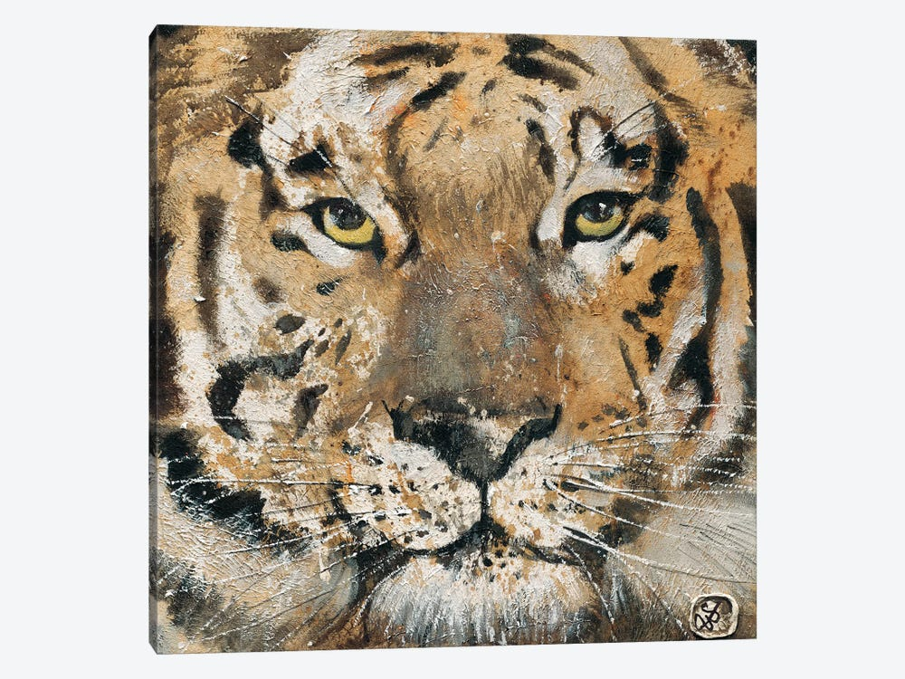 Tiger by Yuliya Volynets 1-piece Art Print