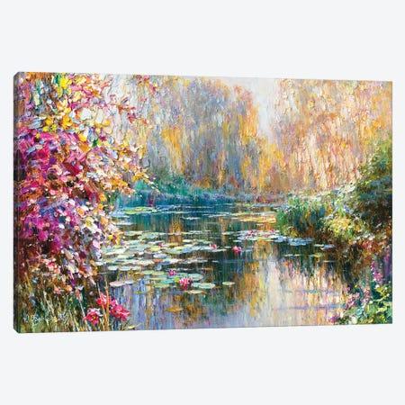 Bright Morning Canvas Print #YUO1} by Yuriy Obukhovskiy Canvas Art