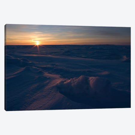 Sunrise At Gulf Of St. Lawrence. Canvas Print #YUT31} by Yuichi Takasaka Canvas Artwork
