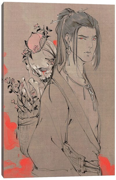 Hearts Duty Canvas Art Print