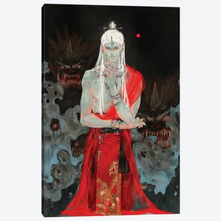 Sins VI: Wrath Canvas Print #YYU32} by Art of Yayu Canvas Print