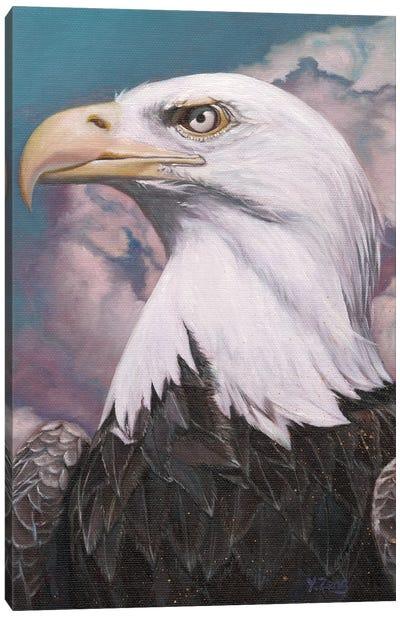 Bald Eagle 2019 Canvas Art Print