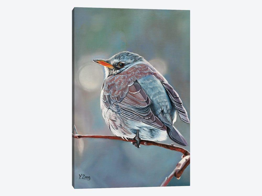 Wild Bird by Yue Zeng 1-piece Art Print