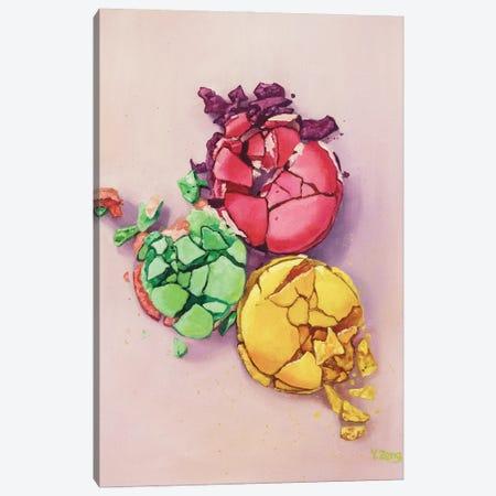 Macarons Canvas Print #YZG65} by Yue Zeng Canvas Art Print