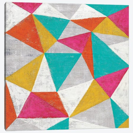 Confection I 3-Piece Canvas #ZAR105} by Chariklia Zarris Canvas Art
