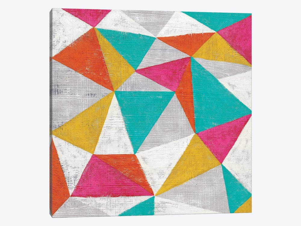 Confection I by Chariklia Zarris 1-piece Canvas Wall Art