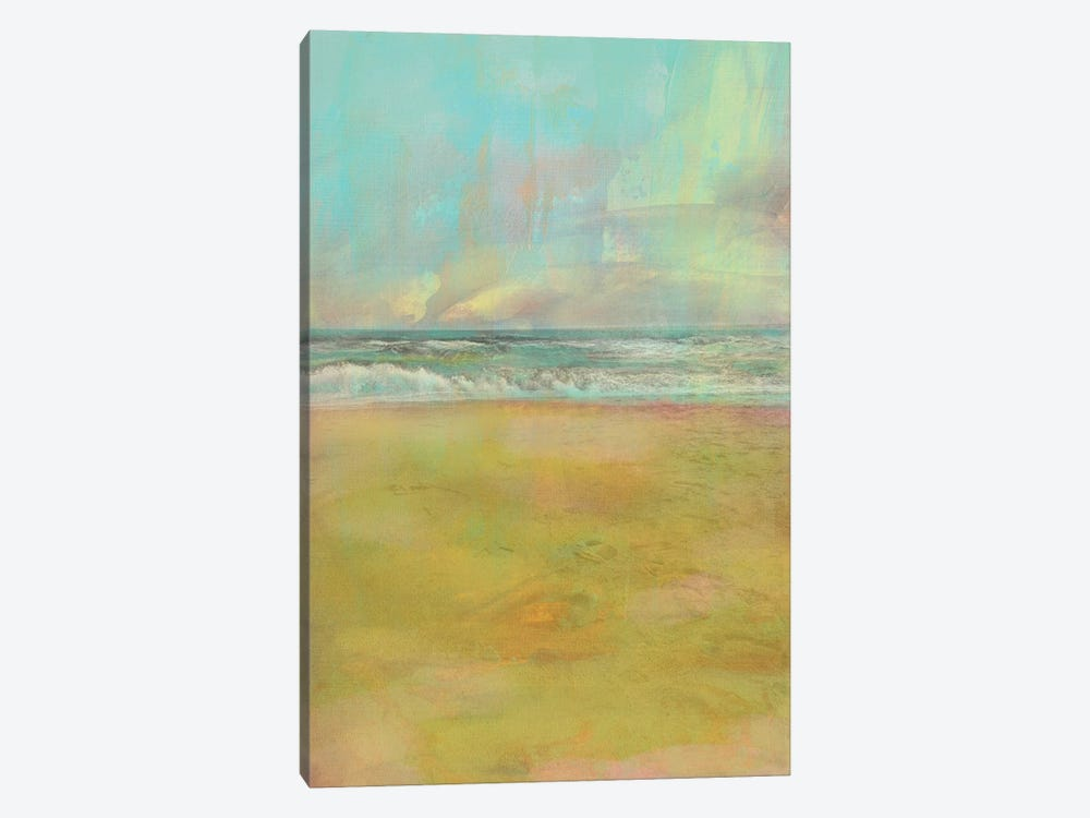 Summer Souvenir I by Chariklia Zarris 1-piece Canvas Print