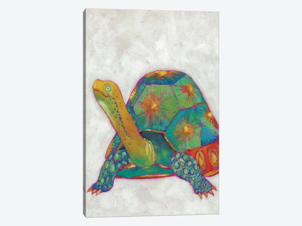 Turtle Friends II by Chariklia Zarris 1-piece Canvas Wall Art