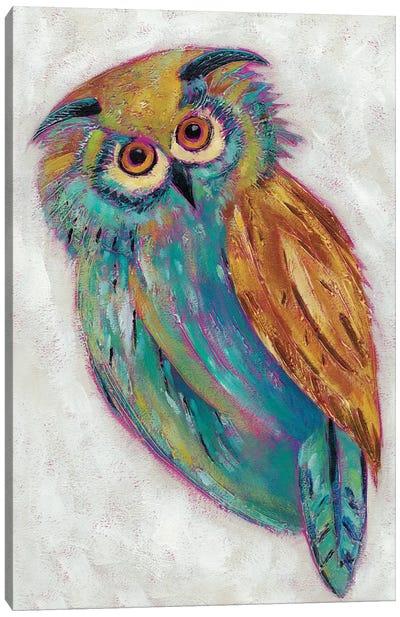 Woodland Friends III Canvas Art Print