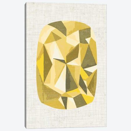 Bijou I 3-Piece Canvas #ZAR142} by Chariklia Zarris Canvas Print