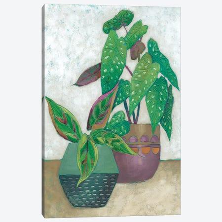 House Garden II Canvas Print #ZAR153} by Chariklia Zarris Canvas Wall Art