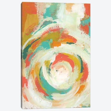 Pop Blossom II Canvas Print #ZAR157} by Chariklia Zarris Art Print