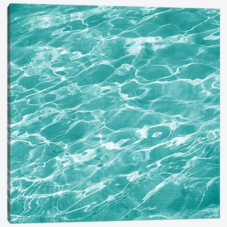 Ripple II Canvas Print #ZAR159} by Chariklia Zarris Canvas Artwork