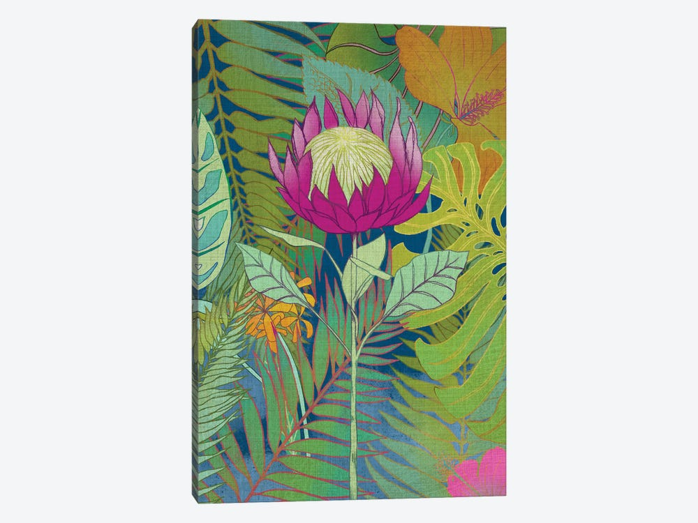Tropical Tapestry I by Chariklia Zarris 1-piece Art Print