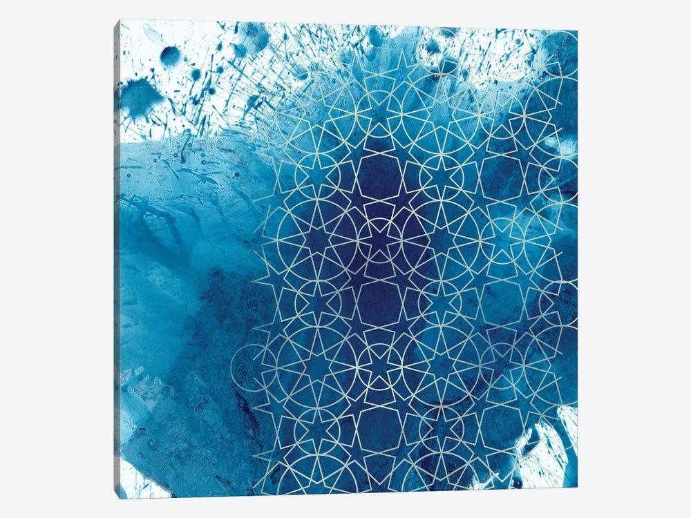 Crystalline I by Chariklia Zarris 1-piece Art Print